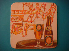Beer Coaster Mat ~^^~ Watneys Pale Ale ** CLOSED London, ENGLAND Brewery in 1979