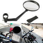360 Degree Flexible Bicycle Bike Handlebar Rearview Vision Mirror Reflector QR