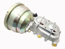 Holden HQ HJ HX HZ Chrome Power Brake Booster 8inch Gold with Master Cylinder S1