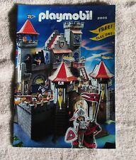 PLAYMOBIL COLLECTION 2005 CATALOG !