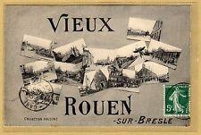 Cpa Vieux Rouen sur Bresles tp0171