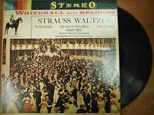 33 RPM Vinyl Strauss Waltzes Whitehall Records WHS40011 Stereo 031115SM