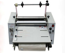 DC380 Single & Double Side Roll Laminator Pouch Laminating Speed Control 220V Y