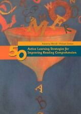 Fifty Active Learning Strategies for Improving Reading Comprehension by Herrell