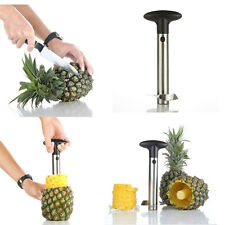 STAINLESS STEEL PINEAPPLE PEELER PINE APPLE SLICER PINE APPLE CORER / CUTTER