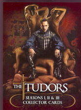 TUDORS, THE SEASONS 1, 2 & 3 BREYGENT NON-SPORT UPDATE PROMO CARD NSU