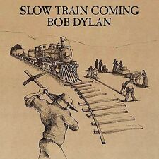 "1 cent cd - BOB DYLAN - ""Slow Train Coming"" - remaster - folk Jerry Wexler 1979"