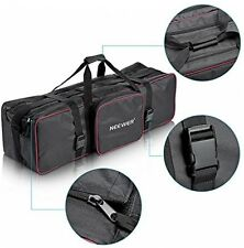 Video Photography Kit Bag Light Stand Umbrella Case Lighting Tripod Heavy Duty