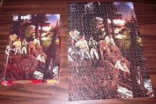 FRONTIER DAYS missing piece Astor's Folly jigsaw puzzle 1990