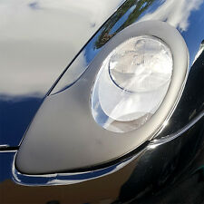 .1997-2001 Porsche 911 / 996 Racing Style Headlight Covers (PAINTED)