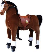 Reitpferd Blitz ca. 88 x 35 x 93 cm Animal-Riding Pferd ab 5 Jahre 25 kg - 65 kg