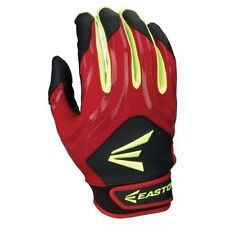 Easton HF3 Woman's Small Fastpitch Gloves Black/Red/Yellow, new