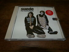 SUEDE - The drowners !!! ! RARE CD !!! 44K 77172 !!! USA !!!