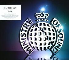 Ministry of Sound Anthems: R&B [Box] by Various Artists (CD, Jun-2010, 3...