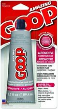 NEW GOOP 160012 3.7OZ AUTOMOTIVE AMAZING GLUE ADHESIVE CLEAR SEALANT 6887764