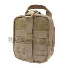 MOLLE PALS MOD Rip Away EMT Medic First Aid Tool Pouch TAN (CONDOR MA41)