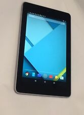 Google Nexus 7 (1st Generation) 32GB, Wi-Fi, 7in, Excellent Condition, Unlocked
