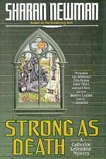 Strong As Death-ExLibrary