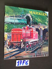 MARKLIN modellismo treni (17 F 6)