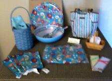 Longaberger Baskets, Totes, Melamine Summer Lovin MORE- Value $311 -  Lot 17 NEW