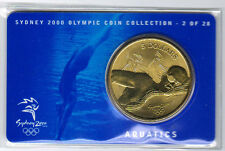 2000 $5 RAM UNC Coin Sydney Olympic Coin - NO OUTER COVER - 2 of 28 - Aquatics