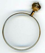 Monocle 1800s Brass BEVELED Steampunk REENACTMENTS Cosplay JAPANAMAI Theactrical