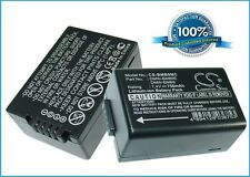 NEW Battery for Panasonic Lumix DMC-FZ100GK Lumix DMC-FZ100K Lumix DMC-FZ150 DMW