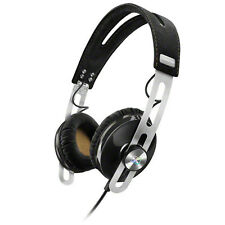 Sennheiser Momentum M2 OEi Black Headsets On-Ear Headphones For Apple Products