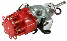 Dodge Chrysler Plymouth 318 340 360 LA V8 Ready to Run HEI Distributor Red Cap