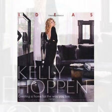 Ideas: Creating a home for the way you live by Kelly Hoppen Book Hardback