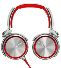 Sony MDR-XB920R Extra Bass (XB) Headphones MDRXB920 Red /GENUINE