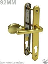 UPVC Door Handles - 92mm / 62mm PZ, 200mm Screws D75 To Suit Roto Locks