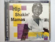 HIP SHAKIN' MAMAS - V/A (NEW SEALED) Blues CD Woman Inc Julia Lee Helen Humes