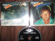 RARE CD Wolfgang Ambros - Gewitter CD (c) 1987  ERSTPRESSUNG Austria Pop-Rock