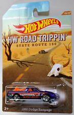 Hot Wheels HW ROAD TRPPIN' STATE ROUTE 190 1982 DODGE RAMPAGE 23/32