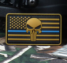 NEW  THE PUNISHER SF / SEALS   Patch   SJK  +   356