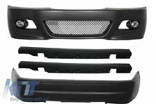 BMW E46 98-05 Body Kit 3 Series 4D Saloon Side Skirts Bumper M3 CSL Design