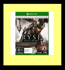 Ryse Son of Rome Legendary Edition (GOTY) Game Microsoft Xbox One Brand New