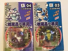 TOMY AULDEY POCKET MONSTERS 1998 POKEMON NIDOKING 03 04 NINTENDO MINI FIGURE