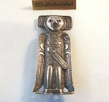David Andersen Viking Anhänger 925 Silber Modernist Wiking Norwegen / AT 479