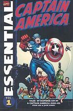 Essential Captain America, Vol. 1 (Marvel Essentials) (