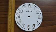 Waltham 8 Day Watch Dial