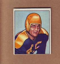 SHARP 1950 Bowman #80 Dick Wildung ROOKIE - Green Bay Packers Minnesota Gophers