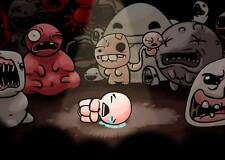 XBOX ONE PS3 PS4 PC GAME BINDING OF ISAAC (3) A3 ART PRINT POSTER GZ5584