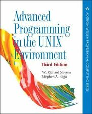 Advanced Programming in the UNIX Environment (3rd Edition) (Addison-Wesley Profe