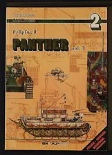 TANK POWER PzKpfw V PANTHER Vol 2 Waldemar Trojca First Ed1999 AJ Press Softback