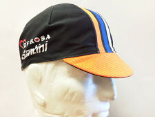 2016 De Rosa Cycling Cap made in Italy by Santini