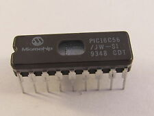 Microchip PIC16C56JW-S1 EPROM Based 8-Bit CMOS Microcontroller
