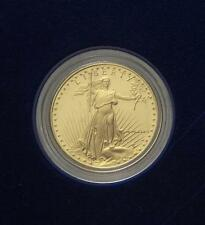 American Eagle 1986-W Fifty-Dollar One-Ounce Gold Coin Lot 282