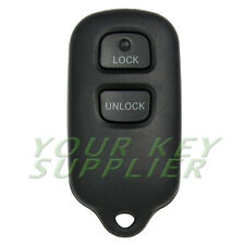 New Replacement Keyless Entry Remote Key Car Fob for Select Toyota BAB237131-056